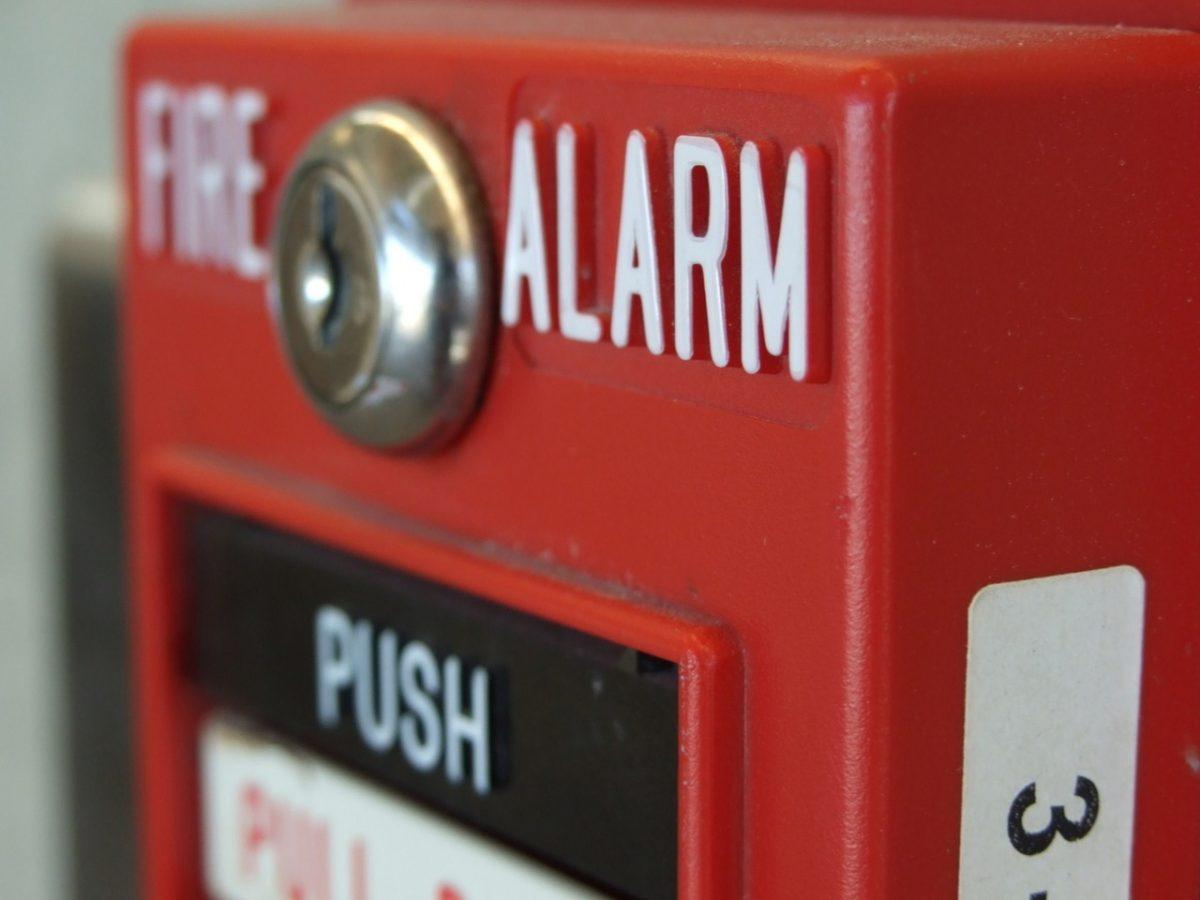 Alarm- bezpieczeństwo domu